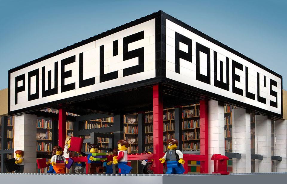 Powells-Legos