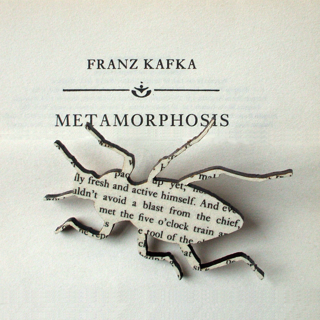 Proměny - F. Kafka