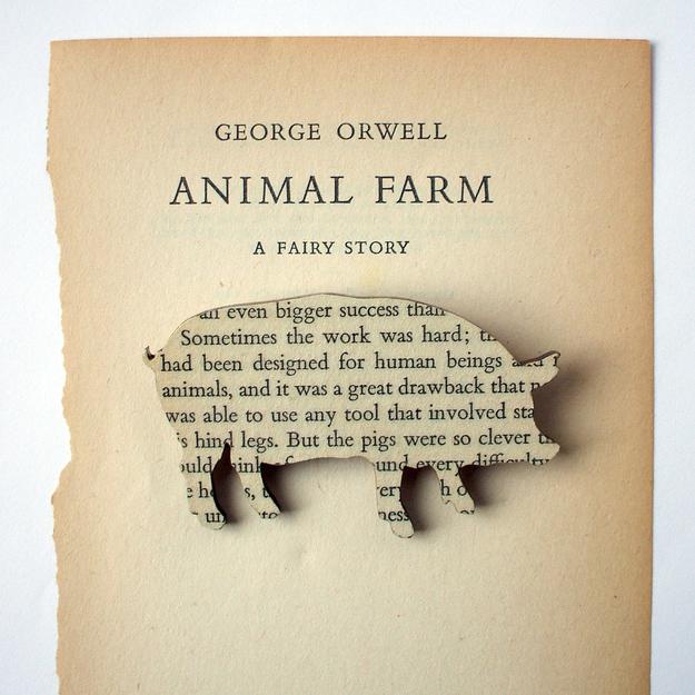 Farma zvířat - G. Orwell