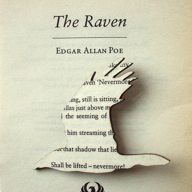 Havran - E. A. Poe