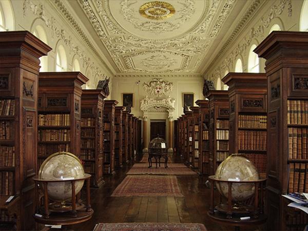 Univerzita Oxford, Velká Británie.