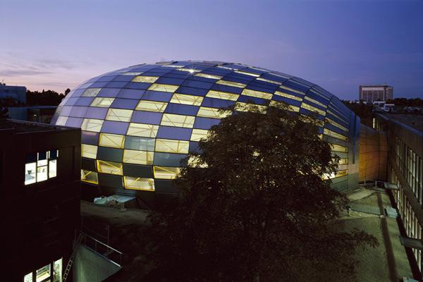 Berlínská univerzita v Německu.