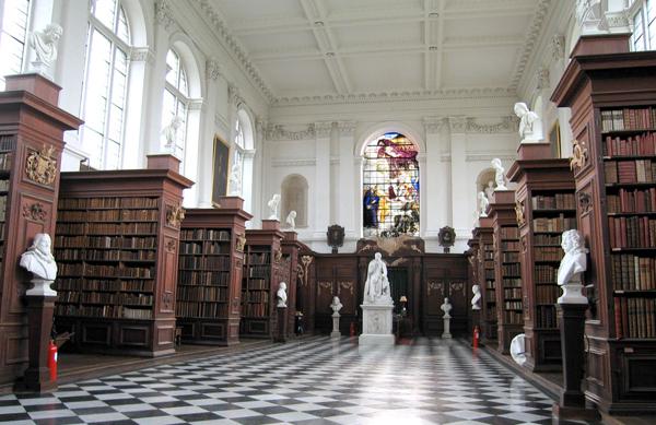 Univerzita Cambridge, Velká Británie.
