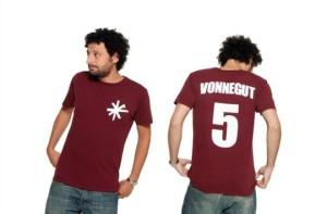 Pánské triko pro  ty, kteří mají rádi Kurta Vonneguta.