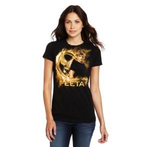 Tričko pro milovníky Hunger Games.