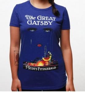 Zde je něco pro fanoušky Velkého Gatsbyho.