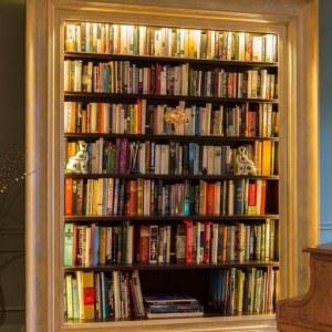 Nejkrásnější obraz pro knihomoly.