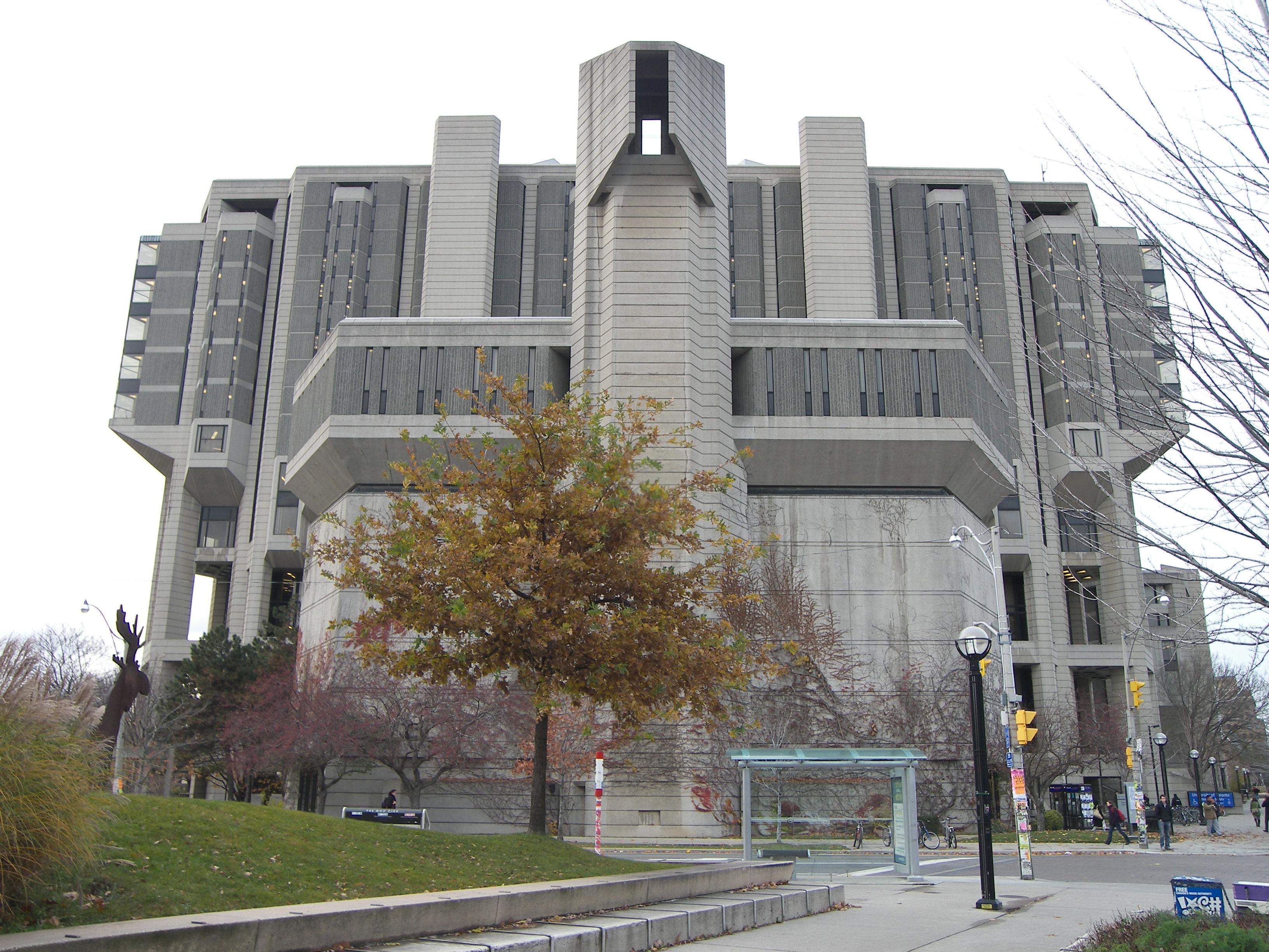 Thomas Fisher Rare Book Library, Toronto.
