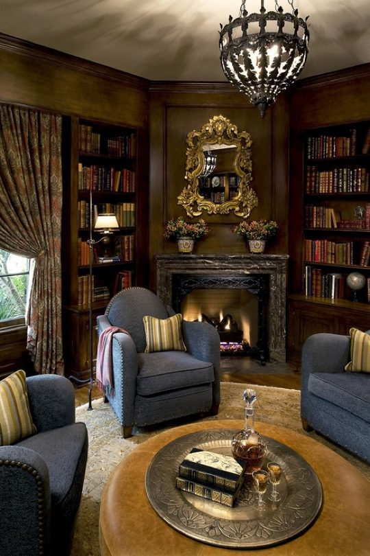 Home-library-ideas-Victorian-family-room-and-library-540x810